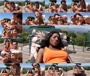 Black Girls White Slaves Rub My Feet Now.ScrinList 300x253 - [black Girls White Slaves]rub My Feet Now