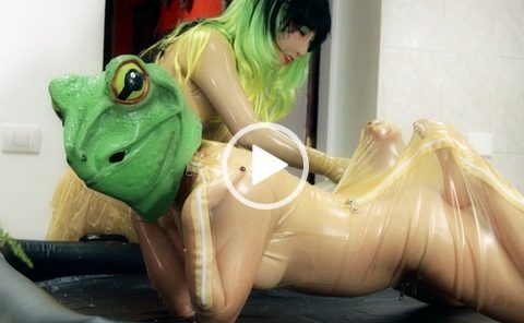 freaksinside 4 480x296 - The Mistress And The Frog - Part Eight - Girls:Mistress Kawa & Tsudra - Full HD-1080p