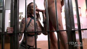FemdomEmpire.com   Rocky Emerson   Amazon s Caged Cuckold.mp4.00001 300x169 - FemdomEmpire - Rocky Emerson - Amazon's Caged Cuckold FullHD