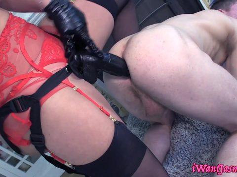 Femdom   Jasmine Mendez   Valentines DICK StrapOn.mp4.00003 480x360 - Jasmine Mendez - Valentine's Dick - FullHD-1080p