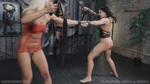 Gladiators   Holly vs Jessica.mp4.00000 300x169 - Gladiators - Holly vs Jessica FullHD