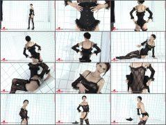 379 01.ScrinList 239x180 - Small Breast - Roxana - Tight corset and sexy nylons - empornius.com