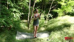 487 07 uhd 00001 250x141 - Watch Fetish - Tatjana - Doing the splits outdoors - empornius.com